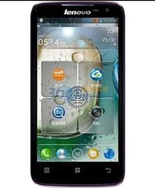 Смартфон Lenovo IdeaPhone A820