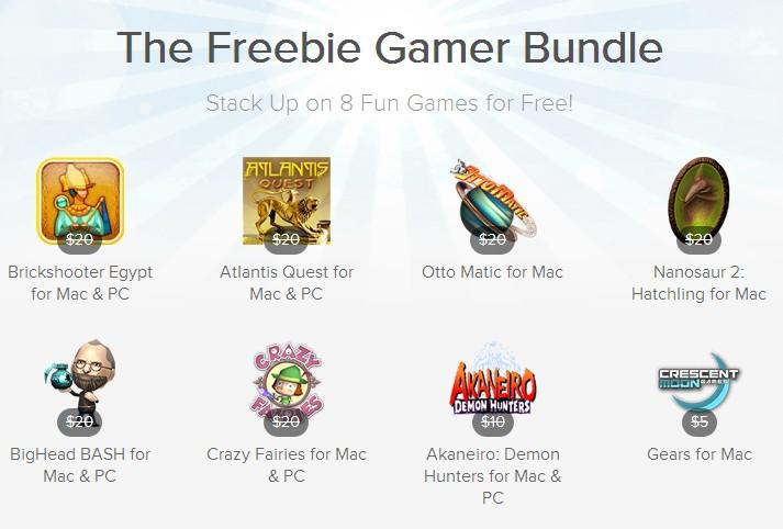 Безплатни игри за PC и MAC